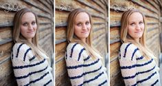 Chelsea Peterson Photography: The difference in straight out of camera, edit, and retouched, know what to ask your photographer for