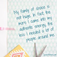 When I cut contact with my parents, I knew I would eventually lose my whole family, at least if I was honest with myself. What I did not expect though, was finding a family of choice along the way. Breaking free from emotional abuse makes room for new healthy relationships to develop.