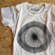 MQuan Eye T-Shirt