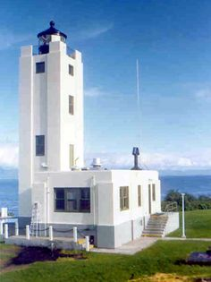 Mary Island Lighthouse, Alaska at Lighthousefriends.com