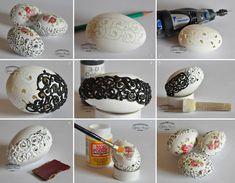 DIY Easter Egg Decoration DIY Projects   UsefulDIY.com