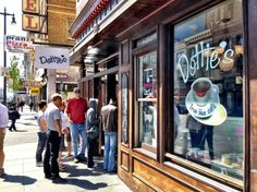 Another San Francisco brunch favorite: Dottie's True Blue Cafe. But be prepared to wait in line for a bit.