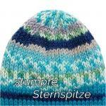 Socken-Basics- Spitzen stricken stumpfe Sternspitze Anleitung Download