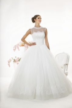 WHITE BUTTERFLY: DOMINIQUE http://relevancebridal.com/white_butterfly.html