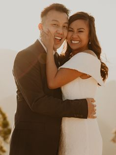 Rochelle and Jeffrey had planned a bigger wedding in San Francisco but changed their plans last minute to a Yosemite elopement at Glacier point. We did their elopement at Glacier point and ended their yosemite elopement at Taft point #yosemiteelopement #yosemiteelopementideas #weddingphotography Taft Point, Glacier Point, Yosemite Wedding, Sunset Photos, Elope Wedding, Getting Married, San Francisco, Wedding Photography, Photoshoot