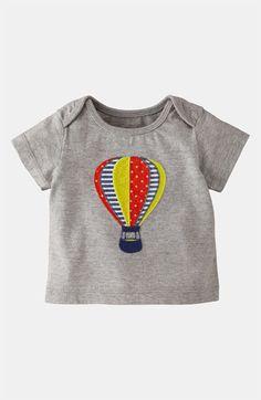 Mini Boden 'Vehicle Appliqué' T-Shirt (Infant) available at #Nordstrom