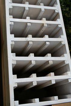 DIY Wine Rack : Part 1