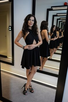 sukienka UNIQPART High Low, Blog, Dresses, Fashion, Moda, Vestidos, Fashion Styles, Dress, Dressers