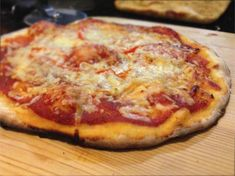 Super Quick Pizza Dough. Photo by Andrew at Food.com