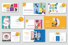 Here is Cute Powerpoint Templates for you. Cute Powerpoint Templates over 1 million creative templates powerpoint design. Slide Presentation, Design Presentation, Presentation Templates, Cute Powerpoint Templates, Creative Powerpoint, Keynote Template, Modern Powerpoint Design, Templates Free, Mise En Page Portfolio
