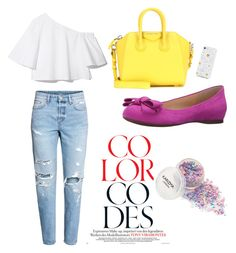 """Feliz Martes"" by marisabel-crespo-salek on Polyvore featuring Jessica Simpson and Givenchy"