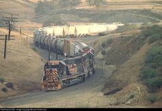 RailPictures.Net Photo: DRGW 5508 Denver & Rio Grande Western Railroad EMD SD50 at Keene, California by Joel Hinkhouse