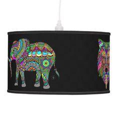 Spirit Animal Pendant lamp - horse animal horses riding freedom