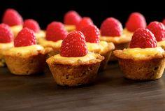 Bite-size Paleo Lemon-Raspberry CupsPaleo Newbie | Paleo Newbie
