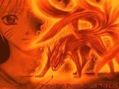 Naruto Shippuden Nine Tail Fox   Naruto Shippuden Beasts