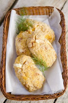 Supplì zucca e guanciale by kitty's Kitchen, via Flickr
