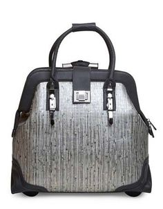 Grey Gold Trolley Love these bags, get yours at Maple Ave Pharmacy and GIFTS!!
