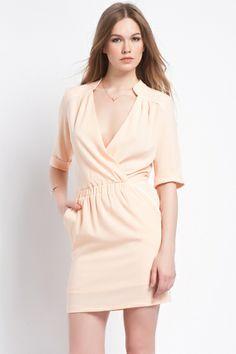 Modagram Kruvaze Elbise 1