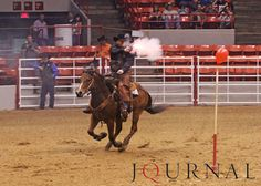 The excitement of cowboy mounted shooting is featured in the April 2012 Journal Plus. Check it out for FREE all month! http://www.pageturnpro.com/American-Quarter-Horse-Association/37878-Journal-Plus-April-2012-Vol-64-No-7/index.html. Then keep getting access to the print Journal and the digital Journal Plus for years to come by subscribing: http://aqha.com/en/About/Content-Pages/About-the-Association/Services/Subscribe-to-the-Journal.aspx