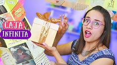 https://www.youtube.com/results?search_query=CAJA INFINITA ¡Sorpresa interminable! Regalos bonitos: mamá, novio, amiga ✎ Craftingeek