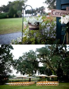 So excited to see it on here! exactly where I want to get married! Charleston Magnolia Plantation