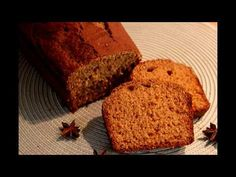 Recette [TUTO] Pain d'épice facile - YouTube Video Blog, Cake Pops, Banana Bread, Muffins, Cupcakes, Desserts, Brioche, Pie, Recipe