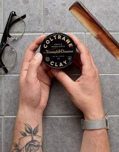Глина для укладки волос Triumph & Disaster Coltrane 95 г