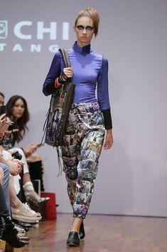 Chi Chi Von Tang Spring/Summer 2017 - Singapore - Access Runway - Fashion Week Fashion Shows Seoul Fashion, Chi Chi, Parachute Pants, Harem Pants, Spring Summer, Collection, Harem Trousers, Harlem Pants