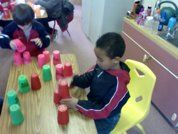 Speed stacks are a great way to improve motor skills