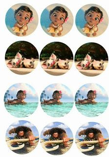 I have been trying to design more lately and loved the trailer for the Moana movie so I decided to create a few party printables for the up. 2 Birthday, Moana Birthday Party, Hawaiian Birthday, Moana Party, 1st Birthday Parties, Birthday Ideas, Party Hawaii, Luau Party, Moana Printables