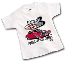 Born to Cruz Camaro Kids Tee