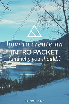 Going back and forth with potential clients can be exhausting. There are so many questions to answer, and so many things to explain. Sure would be nice to have a way to streamline that. Oh hey! That's what an intro packet is! Click through to learn how to streamline your client screening and onboarding!