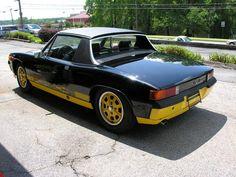 1974 Porsche 914 For Sale Near Portland Oregon 97296