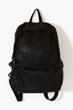 Bad Kids Vegan Leather Backpack at Nasty Gal