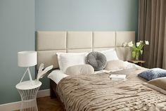 madeforbed.com, modular headboard, linen, beautiful bedroom,