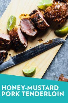 Grilling Recipes, Pork Recipes, Cooking Recipes, Healthy Recipes, Cooking Tips, Pork Tenderloin Recipes, Pork Dishes, Pasta, Carne