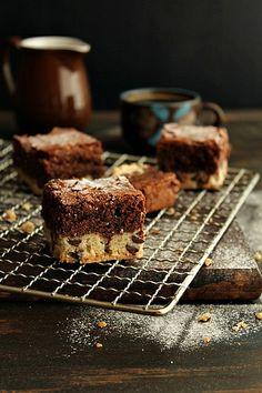 Chocolate Chip Cookie Brownies