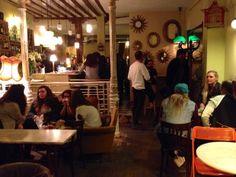 La Paca, the perfect Malasaña café & bar with art exhibits, movie nights and Chema… | Naked Madrid