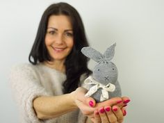 Make your own adorable no sew sock bunnies sock bunny bunny and diy sock bunny no sew diy sock bunny no sew watch our video tutorial to see instructions how to make a sock bunny without sewing negle Images