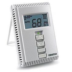 20 best honeywell programmable thermostat images heating cooling rh pinterest com