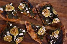 Pizza Crust using only Whole Wheat Self Rising Flour and Greek Yogurt.