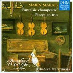 Marin Marais: Fantaisie Champestre Baroque Composers, Marines, Music, Fantasy, Musica, Musik, Muziek, Music Activities, Songs