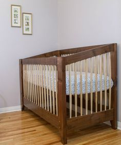 Here are five cribs you can DIY. More