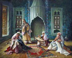 Kamil Aslanger @@@@......http://www.pinterest.com/nikitaidou/art-orientalism/