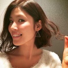 「イメチェンのご参考に!おしゃれなボブヘアカタログ☆」に含まれるinstagramの画像