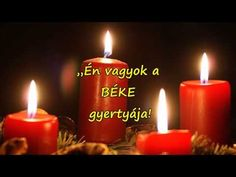 A négy gyertya története / Az Adventi gyertyák meséje - YouTube Birthday Candles, Advent, Youtube, Holidays, Google, Holidays Events, Holiday, Vacations, Vacation