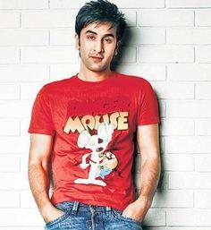 Ranbir Kapoor  (Cute Bollywood Actor --> Wake Up Sid)