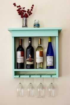 Would love a stylish wine storage rack