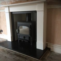 Log Burner Living Room, Stove Installation, Traditional Fireplace, Fire Places, Living Rooms, Room Ideas, House Ideas, David, Home Decor