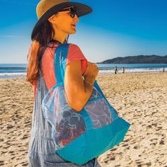 Mesh Beach Bags Pet Helpers, Customer Number, Bags 2015, Fashion Catalogue, Beach Bags, Travel And Leisure, Pride, Cover Up, Mesh